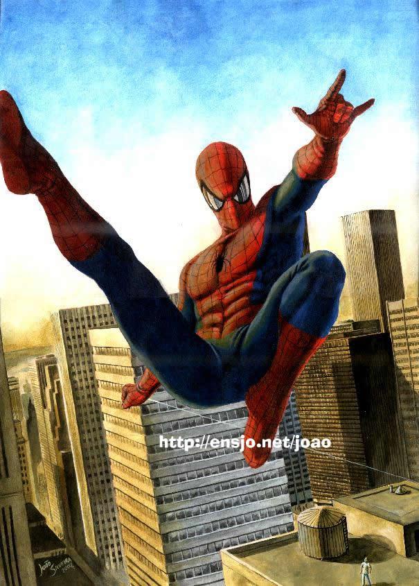 Homem-Aranha — Vencedor do concurso